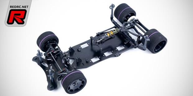 VBC Lighting10 LM 1/10th pan car kit
