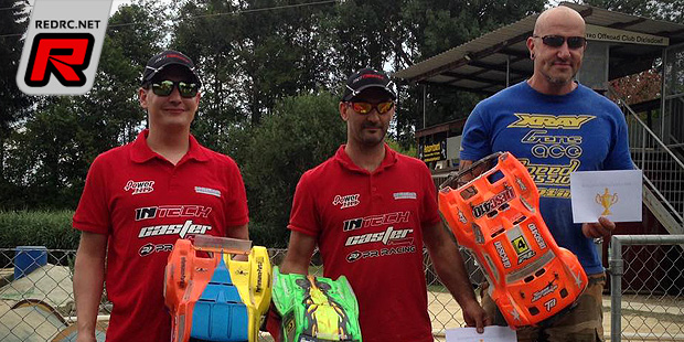 Tamar Schäfer wins Pro4 class at Alpencup Rd5