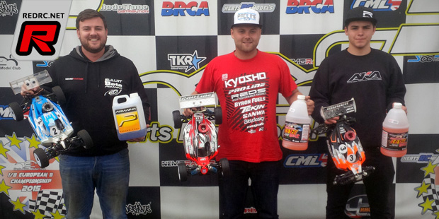 Elliott Boots wins washed away BRCA Buggy Rd4
