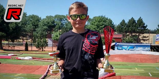 Milan Mudra wins Czech IC Buggy Championship Rd2