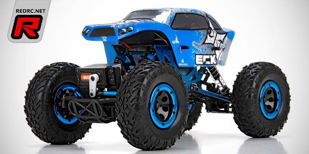 ECX Temper 1/18th 4WD rock crawler