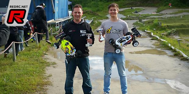 Ari Heinonen wins at Finland Nationals Championships