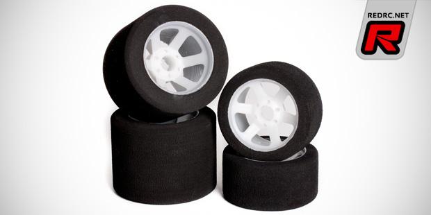 Flash Point on-road foam tyre sets