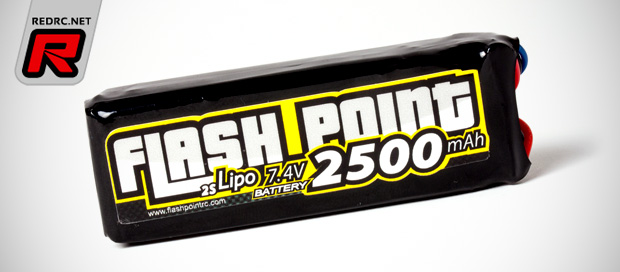 Flash Point LiPo receiver & transmitter battery pack
