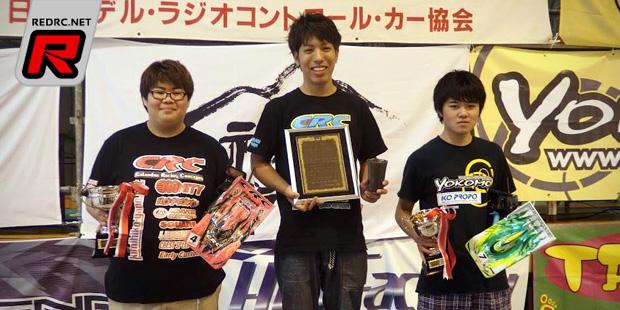 Yugo Nagashima takes JMRCA 1/12th Modified title