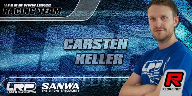 Carsten Keller fully LRP'd
