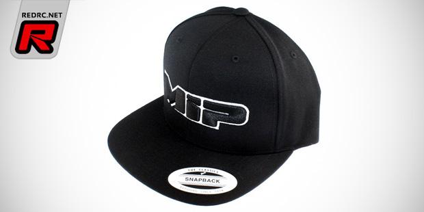 MIP releases black snap-back hat