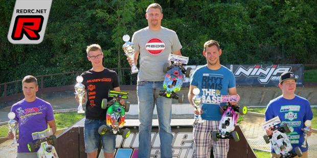 Daniel Reckward wins at Mugen Days Eisenach