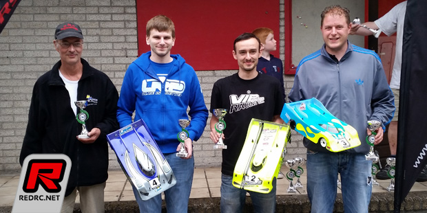 RC Lemans Rd4 – Report