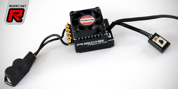 Reds Racing TX120 1/10th brushless speed controller