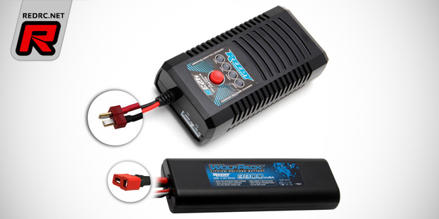 Reedy 423-S AC/DC charger & battery combo packs