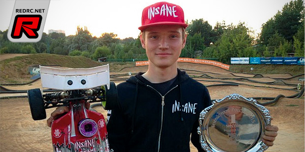 Maxim Laverichev wins Russian National Champs