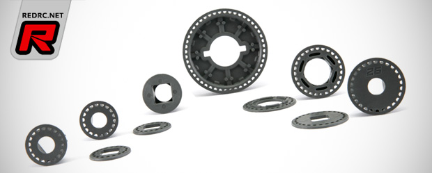 Shepherd Velox V8 EC low-friction belt pulleys