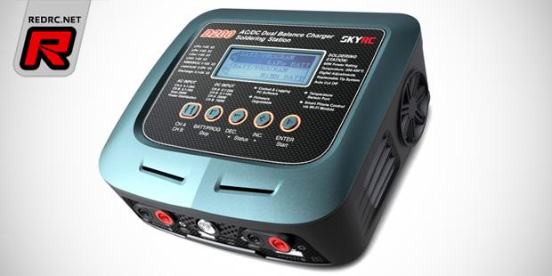 SkyRC D200 dual output AC/DC charger