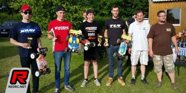 Micha Widmaier wins at South German regionals Rd4