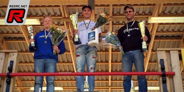 David Ronnefalk takes Swedish 1/8th National title