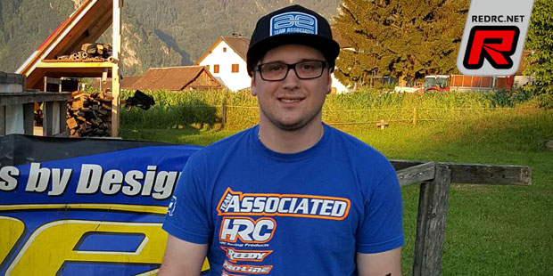 Patrick Hofer wins Swiss 1/8th Buggy Nationals Rd3