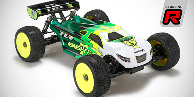 TLR 8ight-T E 3.0 electric truggy kit