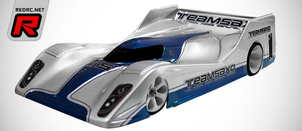 Teamsaxo GT-300W 1/12th pan car bodyshell