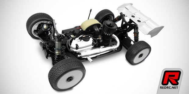 Tekno NB48.3 1/8th nitro buggy kit
