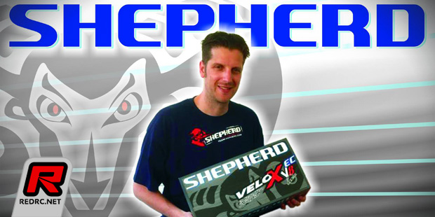 Rick Vrielijnck teams up with Shepherd
