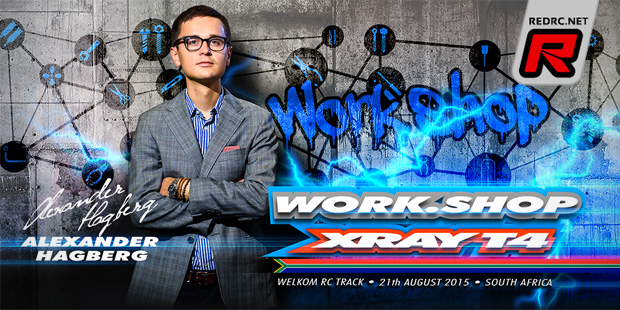 Xray Work.Shop South Africa – Announcement