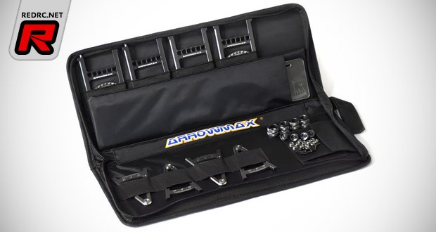 Arrowmax set-up system carrying bag