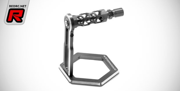 Arrowmax tire balancing station for 1/10 TC