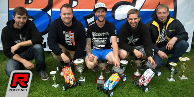 Lee Martin doubles at BRCA 1/10th Buggy final
