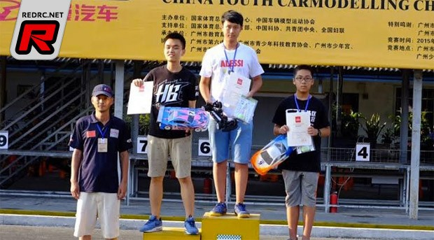 Zhichao Li & Yibo Zhang take Chinese Youth Nationals
