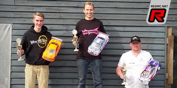 Sören Boy Holst wins at Danish Touring Car Nats Rd3