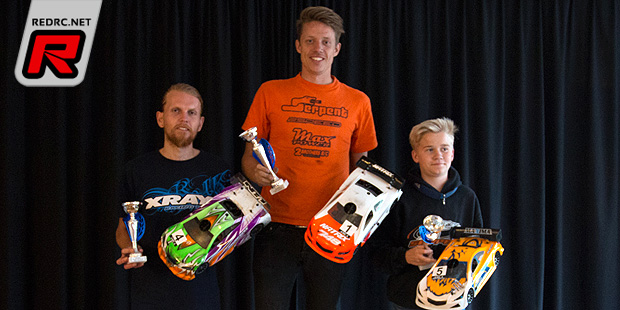 Dutch 200mm Nitro On-road Nationals Rd4 – Report