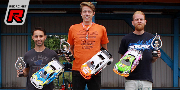 Dutch 200mm Nitro On-road Champs Rd5 – Report