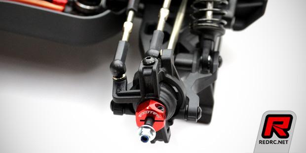 Exotek Mini 8ight-T Truggy clamping alloy hex