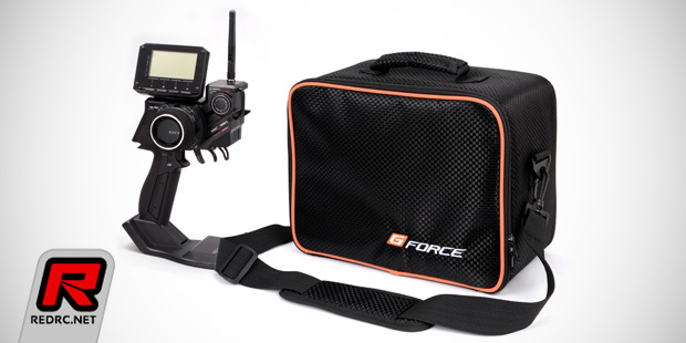 GForce carbon fibre look transmitter bags