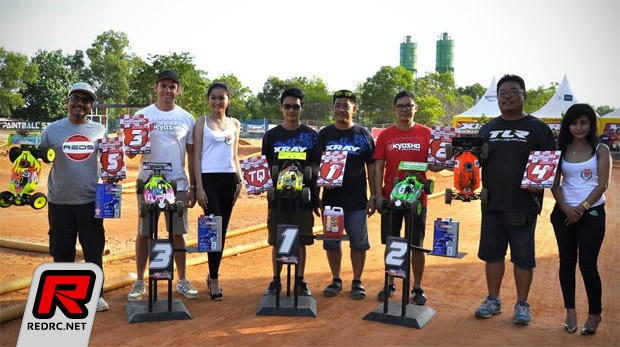 Jason Nugroho wins Independence day race