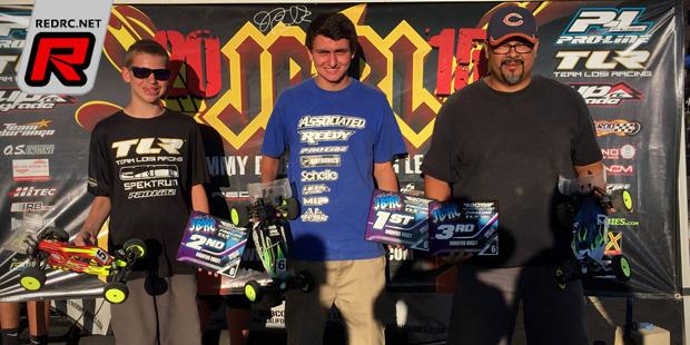 Jake Mayo & Rudy Rico win at JBRL Electric Series Rd6