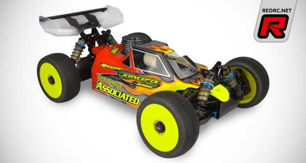 JConcepts Striker body for RC8B3