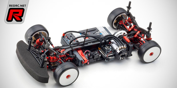 Kyosho TF7 4WD electric touring car