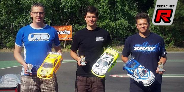 Henschel wins at LRP-HPI-Challenge East Division race