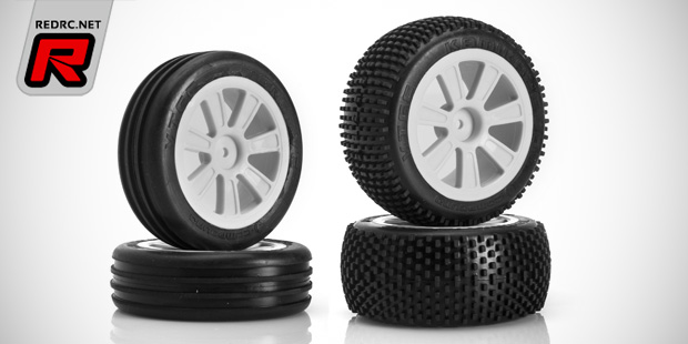 LRP VTEC Groove & Kamikaze 1/10th buggy tyres