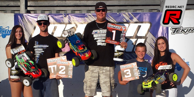 Adam Drake wins at 2015 Mugen Challenge