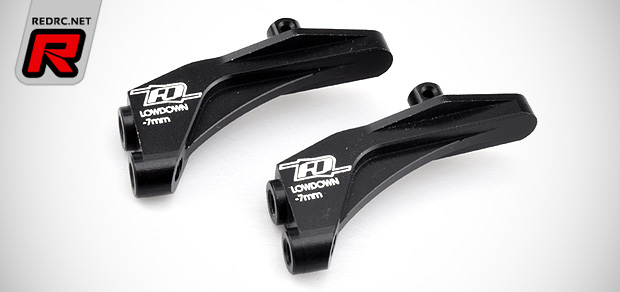 RDRP B5M aluminium low-profile wing mount set
