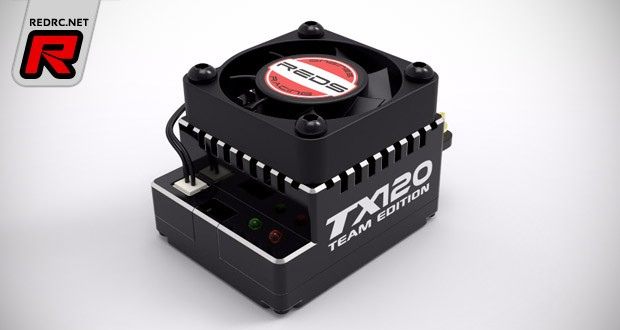 Reds Racing TX120 1/10 speed controller