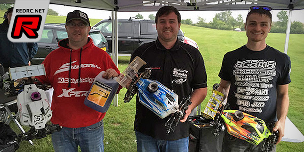 Bloomfield wins rained out HNMC Summer Series race