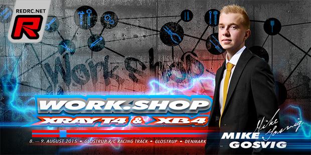 Xray Work.Shop Denmark – Announcement