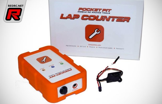Pocket Pit Lap Counting System Red Rc Rc Car News