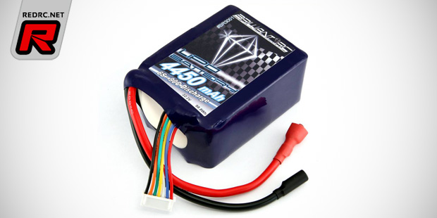 Brilliant RC 6S LiPo battery pack
