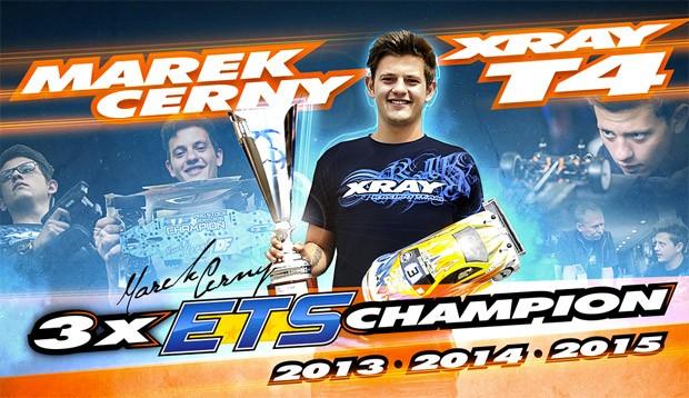 2014/15 Pro Stock Champion Marek Cerny Interview
