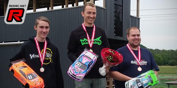 Soren Boy Holst wins Danish National Championships